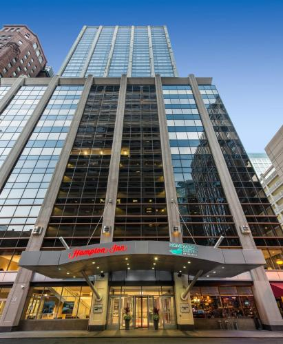 Hampton Inn Chicago Downtown/Magnificent Mile - Chicago - booking - hébergement