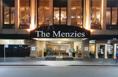 The Menzies Sydney impression