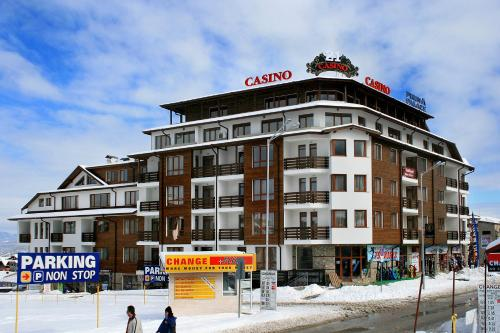 Pirin Palace Apartment Complex - Apartment mit 2 Schlafzimmern - Objektnummer: 519305