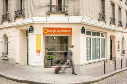 Aparthotel Adagio Access Paris Philippe Auguste photo 19