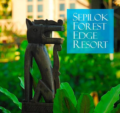 Sepilok Forest Edge Resort (B&B)