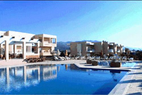 Nefeli Hotel - Lampi Greece