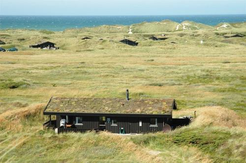 Отель «Holiday home Delfinen D- 816», Rødhus Klit