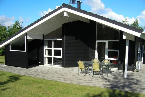Гостиница «Holiday home Mosevej B- 3054», Bøstrup