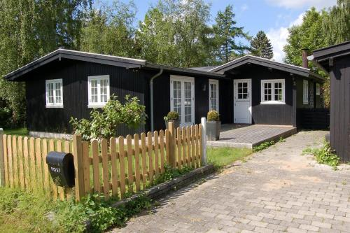 Гостиница «Holiday home Tranevej H- 4900», Hornbæk