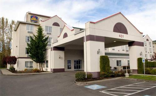 Best Western PLUS Mountain View Auburn Inn Photo