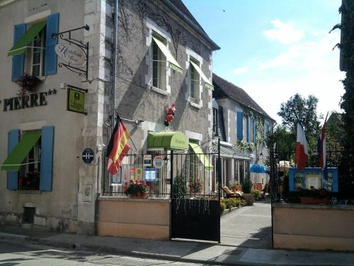 Hostellerie Saint Pierre