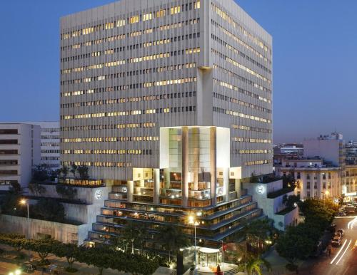 Sheraton Casablanca Hotel & Towers, Касабланка