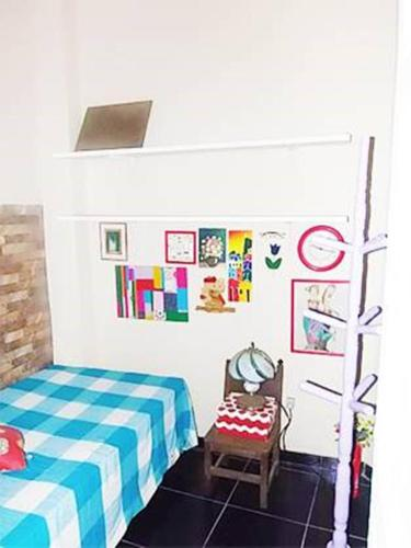 Colorful 3Bdr Apartment Copacabana R011 Photo