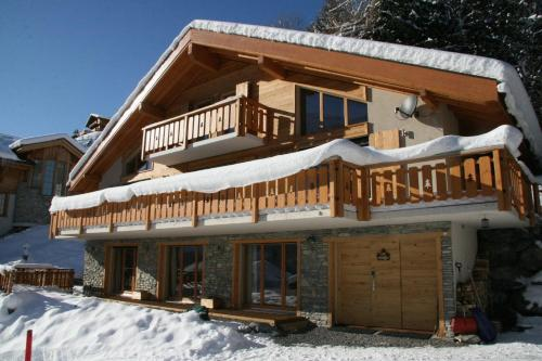 Bed and Breakfast Chalet Les Cascades