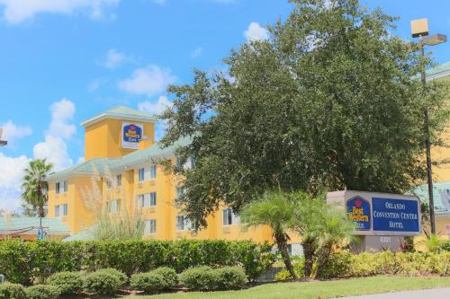 Best Western Orlando Convention Center Hotel Photo