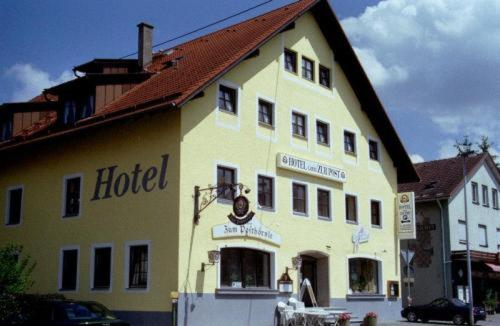 Hotel und Pension Garni zur Post