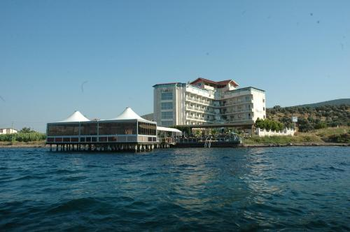 Yenifoca Club Rose Bay Hotel rezervasyon