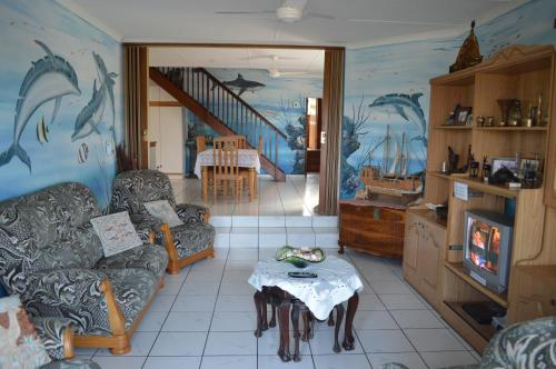 Deep Blue Guest House Photo