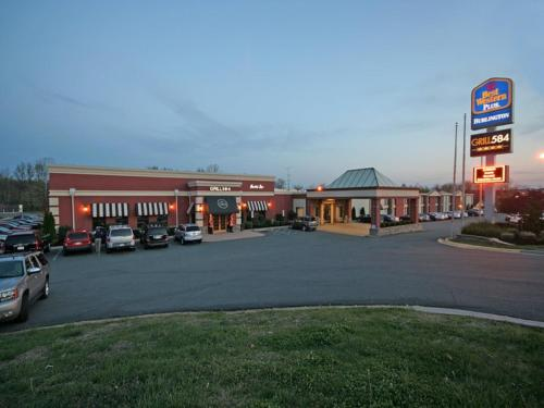 Burlington (NC) United States  City new picture : Best Western Plus Burlington, Burlington, NC, United States Overview ...