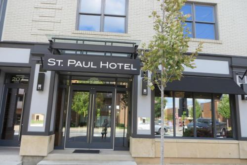 St. Paul Hotel Wooster Photo