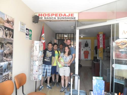 The Nasca Sunshine Photo