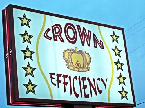 Crown Efficiency Extended Stay