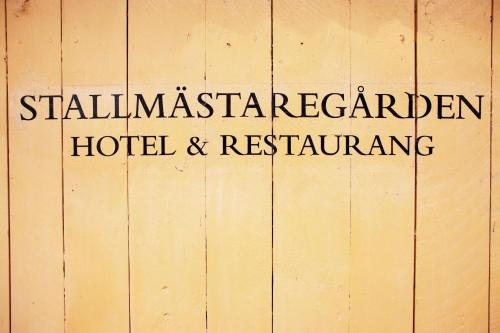 Stallmästaregården Hotel & Restaurant photo 19