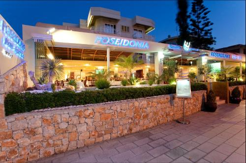 Poseidonia Apartments - 95 Leoforos Irakleidon Str. Greece