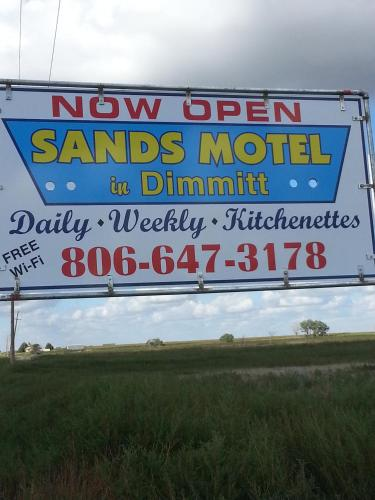 Sands Motel - Dimmitt, TX 79027