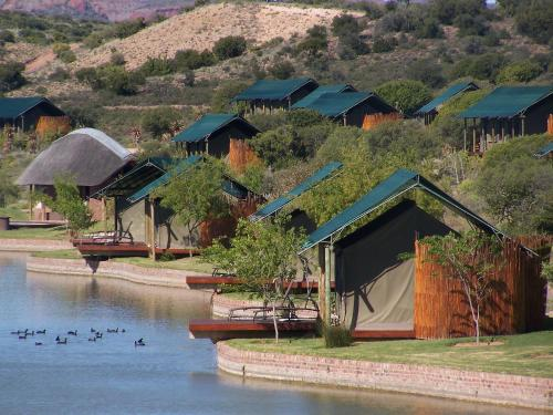 Buffelsdrift Game Lodge Photo