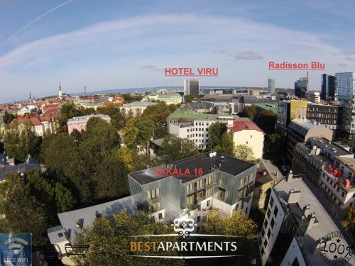 Best apartments- Sakala