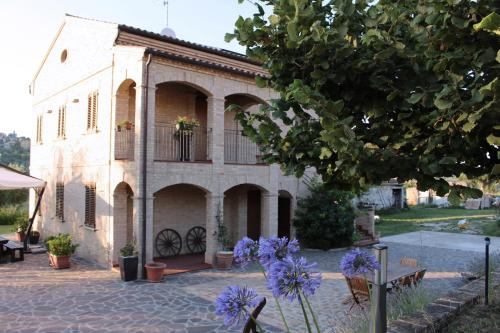 Bed and breakfast Aratro & Rosmarino, Civitanova Alta