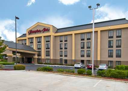 Photo of Hampton Inn Jackson Pearl Intrntl Airport hotel in Pearl