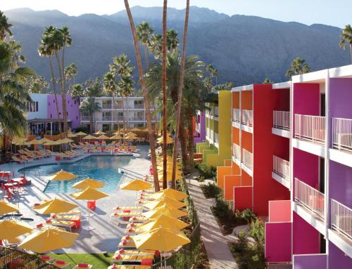 Photo of The Saguaro Palm Springs hotel in Palm Springs