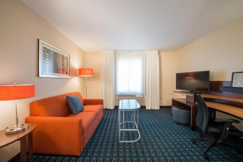 Fairfield Inn & Suites Dallas Lewisville Photo