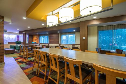 Fairfield Inn & Suites Indianapolis Northwest Photo