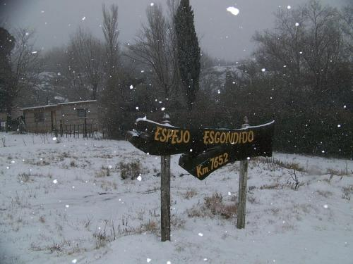 Espejo Escondido Photo