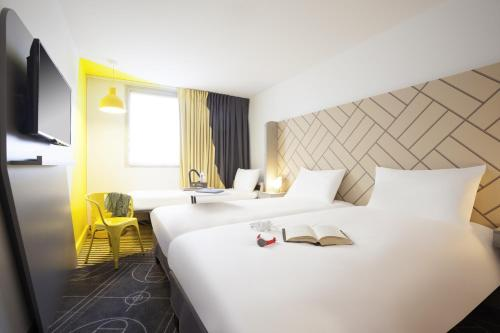 Ibis Styles Paris Massena Olympiades photo 4