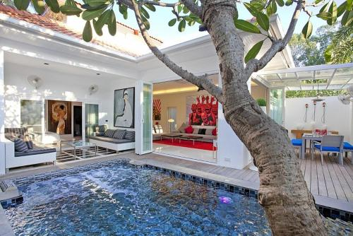 Pratumnak Regal Villa - pattaya-south -