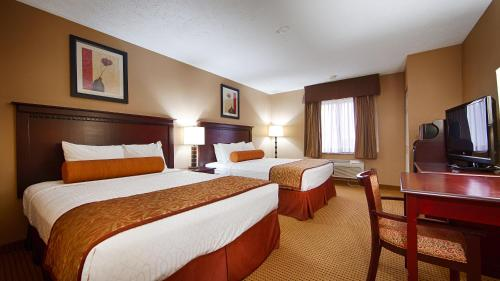 Best Western Plus Lincoln Illinois Photo
