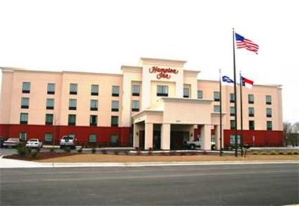 Hampton Inn Wilson Downtown Photo