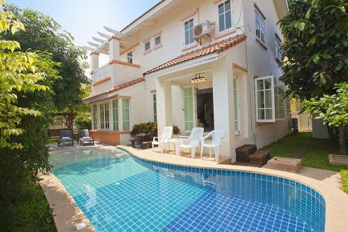 Villa Bliss Jomtien - pattaya-south -