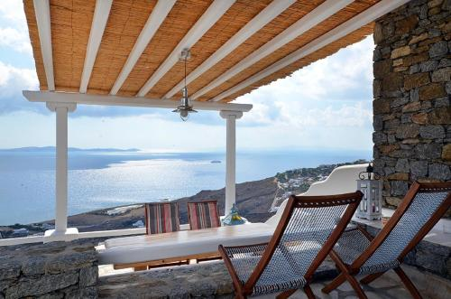 Villa Kelly - Houlakia Greece