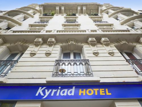 Kyriad Paris 18 - Porte de Clignancourt - Montmartre photo 38
