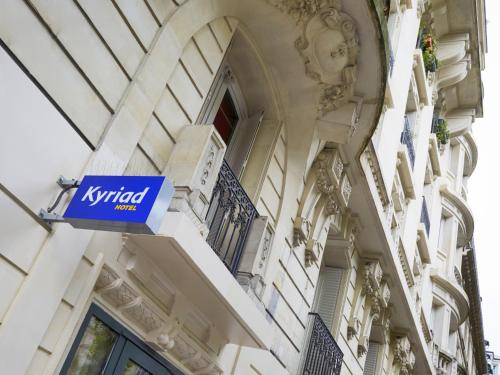 Kyriad Paris 18 - Porte de Clignancourt - Montmartre photo 39