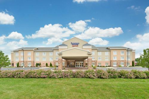 Fairfield Inn and Suites by Marriott Fort Wayne