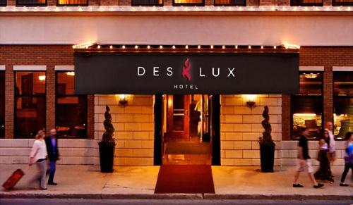 Des Lux Hotel Photo