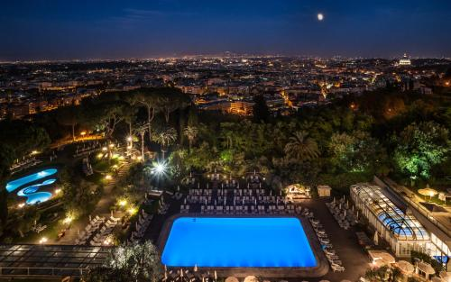 Rome Cavalieri, Waldorf Astoria Hotels and Resorts, Рим