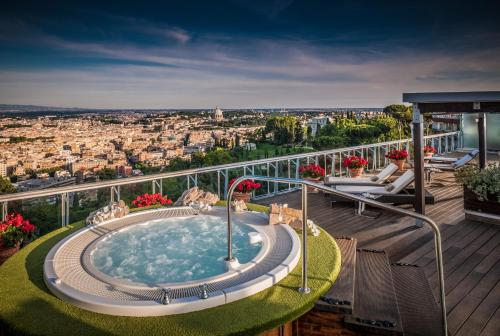 Rome Cavalieri, Waldorf Astoria Hotels and Resorts photo 26