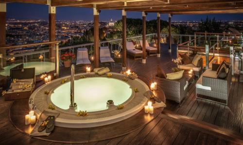 Rome Cavalieri, Waldorf Astoria Hotels and Resorts photo 28