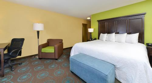 Hampton Inn Iowa City/University Area Photo