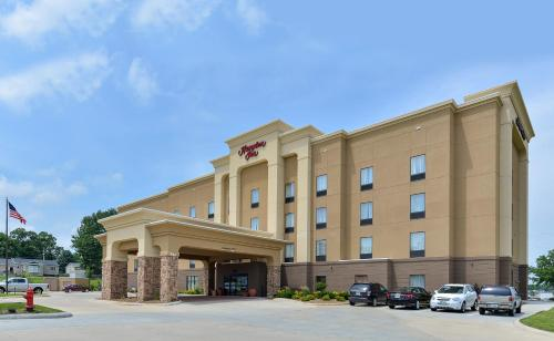 Hampton Inn Ottumwa Photo