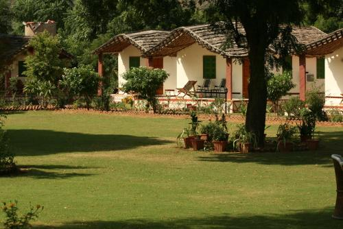 Geejgarh Eco Village Retreat