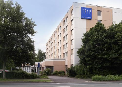 Гостиница «Tryp by Wyndham Wuppertal», Вупперталь